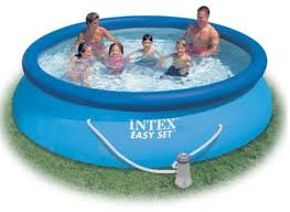 Intex Easy Set 12 Foot By 30 Inch Round Pool
