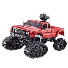 100 Bigfoot Monster Truck Toys 116 RC Pickup Climbing Car 03MP HD Wifi Camera Buggy