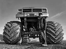 Monster Trucking | That's Lu, Roy's Girlfriend C