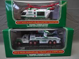 100 Hess Truck 2012 Amazoncom Mini Miniature Lot Set 2009 2010 2011