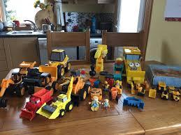 100 Bob The Builder Trucks Huge Bundle Bob The Cat Puzzle In Largs North