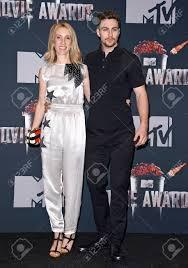 100 Taylor Wood Sam And Aaron Johnson At The 2014 MTV Movie