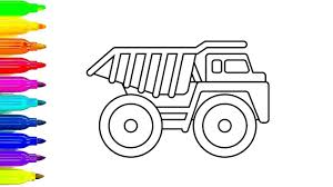 Learn Colors With Dump Truck Coloring Pages, Construction Truck ... Dump Truck Coloring Page Free Printable Coloring Pages Page Wonderful Co 9183 In Of Trucks New Semi Elegant Monster For Kids399451 Superb With Inside Cokingme Pictures For Kids Shelter Lovely Cstruction Vehicles Garbage Toy Transportation Valid Impressive 7 Children 1080