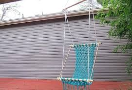 Diy Hanging Chair Wood Hammock Stand