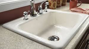kitchen sink materials pros and cons