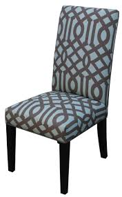 Handmade Contemporary Custom Upholstered Dining Chair By ...