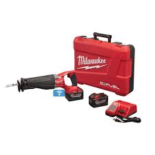 Milwaukee M18 FUEL 18 Volt Lithium Ion Brushless Cordless Sawzall