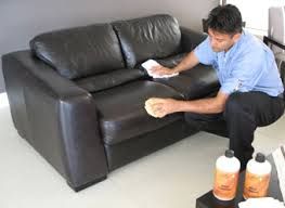leather sofa cleaner