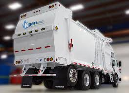 100 Mcneilus Truck And Manufacturing NATURAL GAS REFUSE VEHICLE WORKSHOP AND TOUR