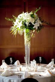 C Tall Elegant Wedding Centerpieces Like This Arrangement Donut Need Crystal Top Other Options Vase Reception