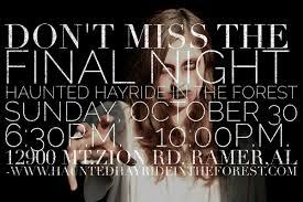 Haunted Halloween Hayride And Happenings by Smca Haunted Hayride Smcahayride Twitter