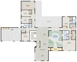 Zen Lifestyle Bedroom House Plans New Zealand Floor Plan With Modern 5 Designs Interalle