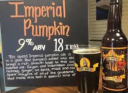 Imperial Pumpkin Ale Southern Tier by Pumpkin Beers A Spirited Defense Westword