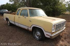 1973 Dodge 100 Club Cab Pickup Truck | Item DD0241 | SOLD! S...