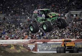 Monster Jam: Fun Facts About Monster Trucks And Drivers Coming To Tampa Monster Trucks Stadium Super St Louis 4 Big Squid Rc 800bhp Trophy Truck Tears Through Mexico Top Gear Jam Energy Vs Lucas Oil Crusader Interview With Becky Mcdonough Crew Chief And Driver Show 2013 On Vimeo First Ever Front Flip Lee Odonnell At Images Monster Truck Hd Wallpaper Background Hsp Brontosaurus Offroad Ep 110 Scale Rtr Htested Arrma Nero 6s Tested Returns To Anaheim Lets Play Oc Videos Golfclub Amazoncom Wall Decor Bigfoot Art Print Poster