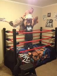 diy wrestling bed step by step instructions diy home