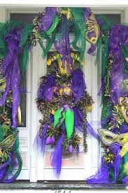 Mardi Gras Classroom Door Decoration Ideas by 387 Best Mardi Gras Decor Images On Pinterest Mantels Mardi
