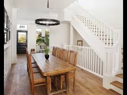 Long Narrow Dining Table Intended For Small Room YouTube Designs 2