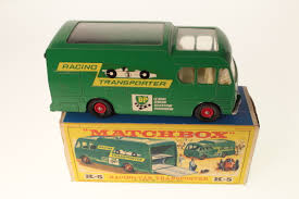 100 Matchbox Car Carrier Truck K5 Racing Transporter Free Price Guide Review