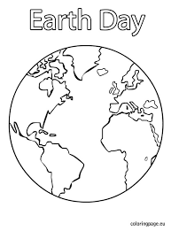Astonishing Earth Coloring Pages Day Page