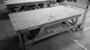 making a workbench part 2 popular woodworking magazine