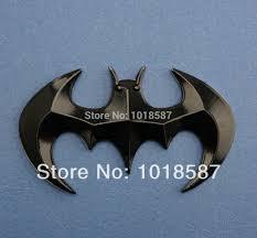 100 Batman Truck Accessories Bat Car Emblem Badge Logo Sticker Car Motorcycle Bike