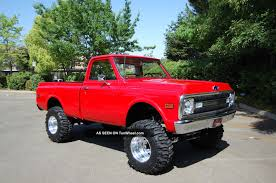 1972 Chevy Silverado 4x4 For Sale 1972 Chevrolet C20 Pickup 4x4 For ...