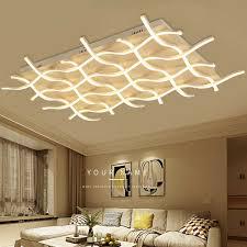 blume netto modell led deckenleuchten wohnzimmer schlafzimmer runde acryl plafon led le moderne leuchten wohnkultur
