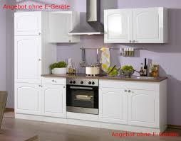 küchenzeile landhaus einbauküche ohne elektrogeräte küche
