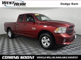 100 West Herr Used Trucks 2018 Ram 1500 ST Truck 766 23 14127 Automatic Carfax 1Owner