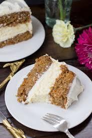 Cheesecake Layered Carrot Cake Sugar Spun Run