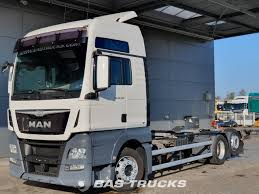 100 Truck 2014 For Sale At BAS S MAN TGX 26440 6X2 11