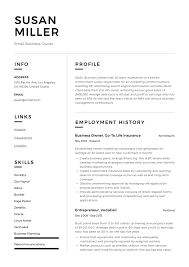 Small Business Owner Resume Guide | +12 Examples | PDF | 2019 Resume Of Entpreneur Examples It Consultant Best 64 Us Sample Jribescom Sales Presentation Powerpoint Advanced Simple Html Fresh For Example Of Successful Tpreneurs Resume Startups Fascating Writing Business Start Up For Your Cto Full Stack Developer By Template Budget Pin Susan Brown On Rources Cover Letter Samples Unique Awesome Summary Atclgrain