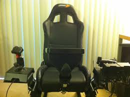 Playseat Elite Office Chair by Playseats Flight Simulator Gaming Chair U2013 A Review Hardware