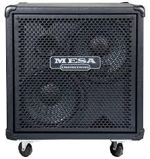 Mesa Boogie Cabinet Speakers by Mesa Boogie Ltd Standard 2x12 Powerhouse 600w 2x12 Bass Speaker