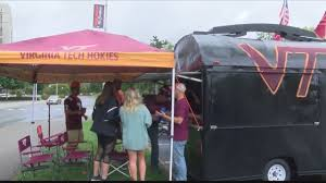 Tailgating Florence After Hokie Game Scrapped