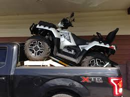 Sturdy Bed Risers by Atv Truck Bed Riser Page 2 Polaris Atv Forum