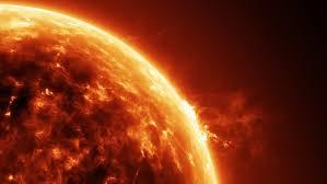 Fireball Exploding Sun Effect