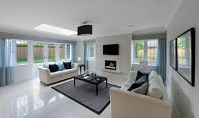 Great Colors For Living Rooms by 30 Naturally Lit Living Rooms With Skylights Pictures