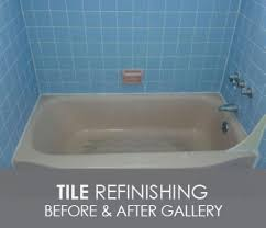 American Bathtub Refinishing Miami by Refinishing Before U0026 Afters America Bathtub Refinishing