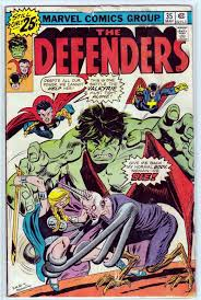 Defenders Vol 1 Marvel Comic Books Is The Name Of Comics Superhero Group Led By Doctor Strange And Included Hulk Namor Eventually