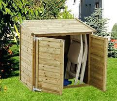 coffre de rangement jardin pas cher pour bois exterieur maison