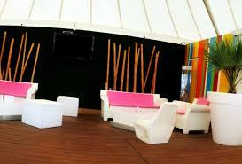 canapé de jardin design chic et raffiné on choisit le salon de jardin design