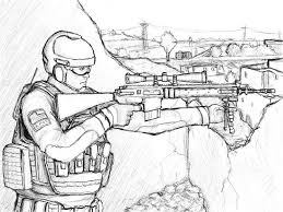 Military Tank Coloring Pages Army Tanks