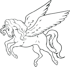 Coloring Pages Printable For Adults Unicorn Color Easy Page Also Pictures Cute