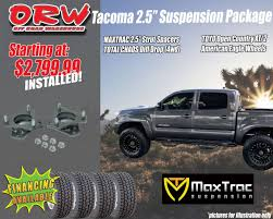 Off Road Warehouse Suspension Package 2005+ Toyota Tacoma Maxtrac ... Procomp 6 Stage 2 With Spacers Nissan Titan Forum Wheel 2011 Toyota Tundra 4x4 3 In Spacer Kit Toyo Tires All Terrain Spacers On Stock Rimstires Rangerforums The Ultimate For Truck Wheels Nice Wheels And Cool Rims Pinterest 15 Dually Archive Competion Dieselcom Bring 4 Chevy Truck 6x55 716 Thread For 671991 12 Ton 5in Dodge Suspension Lift Kit Coil Radius Drops 1417 Stock Rims 42018 Silverado Sierra Mods Gm Photo Request Lc100s Running Bfg K02s 2857516 Or 2957516 Adapters Hub Rings Much More
