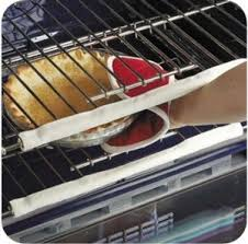 Store Spotlight Oven Rack Guard