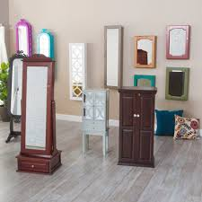 Wall Mounted Locking Mirrored Jewelry Armoire - Driftwood - With ... Cabinet Locked Liquor Beautiful Locking Abbyson Sophie Standing Mirror And Jewelry Armoire By Bedroom Armoires Amazoncom Over The Door Beauty Sauder 418631 Orchard Hills Mic Organizer With By Top Black Options Reviews World Box With Necklace Holders Wardrobe Capvating And Beast Design Best Choice Products Mirrored Wood Wardrobe Cabinets