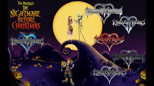 Halloween Town Characters Pictures by Music Mashup The Nightmare Before Christmas U0026 Kingdom Hearts