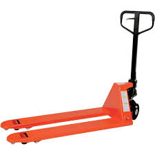 100 Pallet Truck Vestil FullFeatured PolyOnSteel Wheels 5500lb